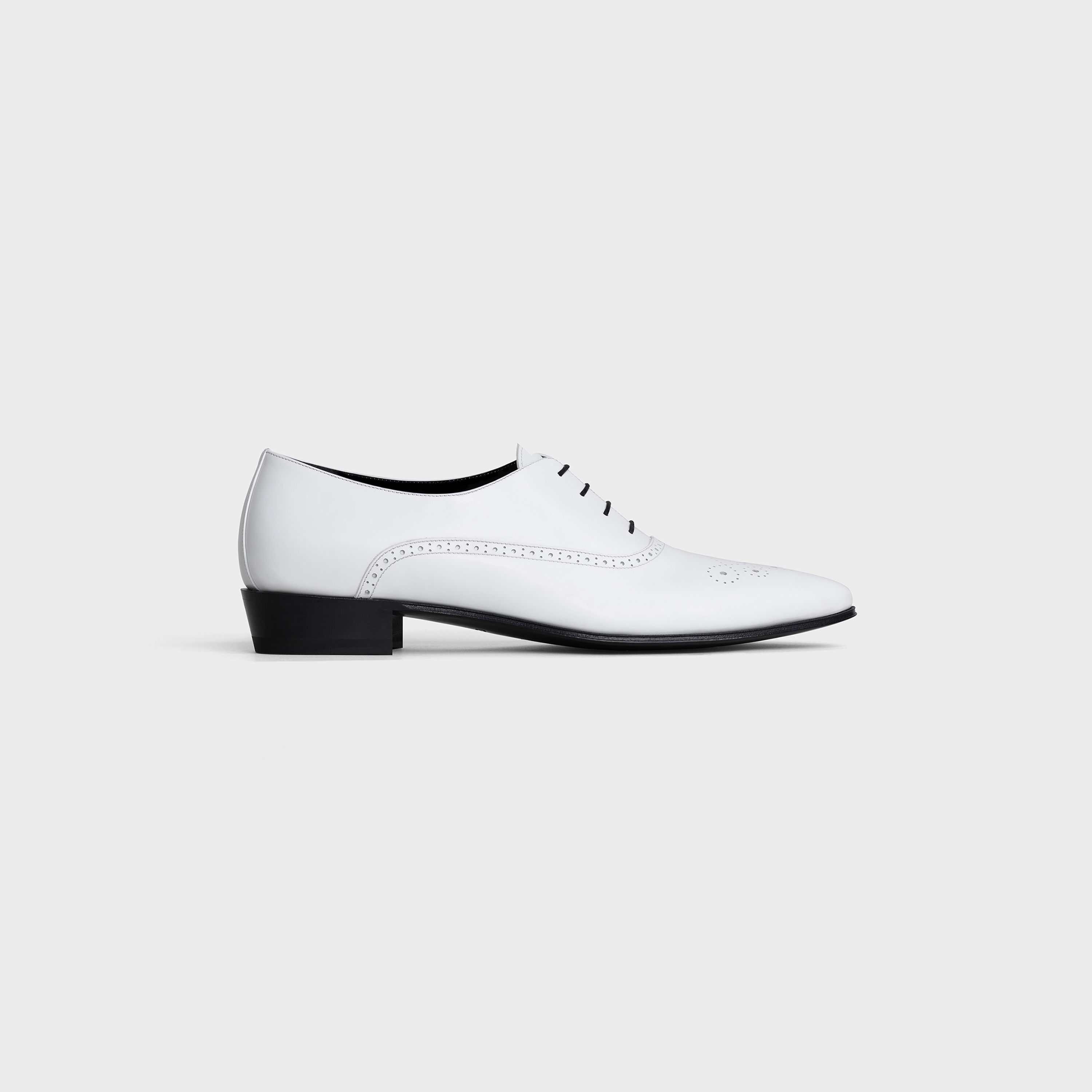 CELINE JACNO Oxford in Shiny calfskin | CELINE
