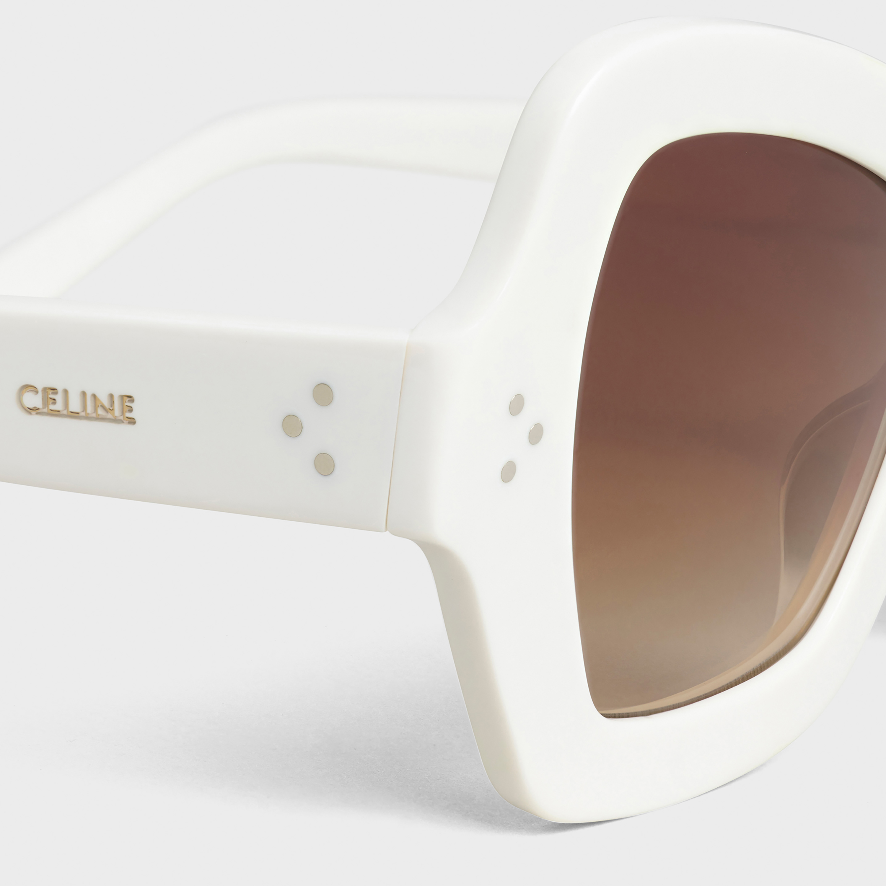 Butterfly Sunglasses in Acetate | CELINE