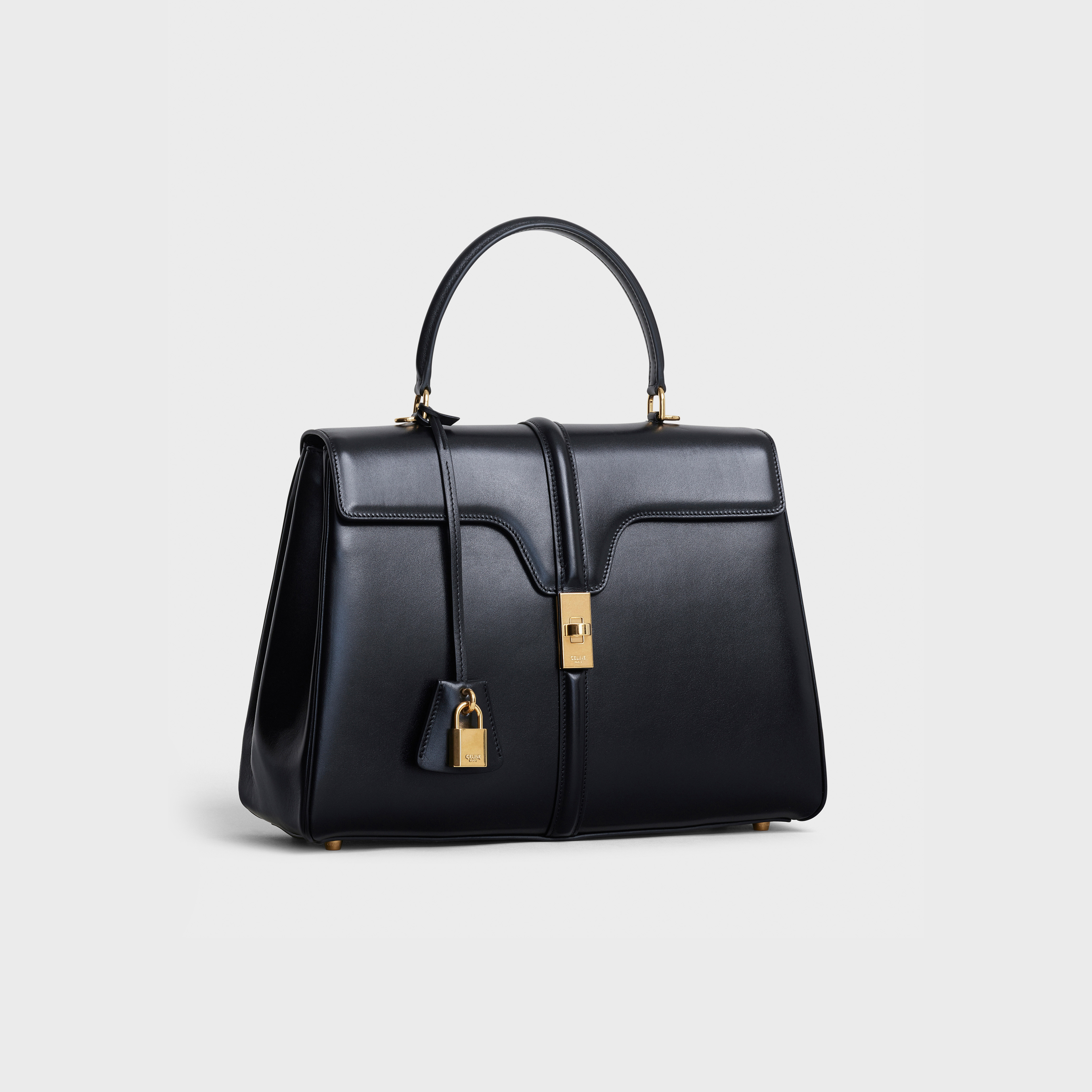 Medium 16 Bag in satinated calfskin | CELINE