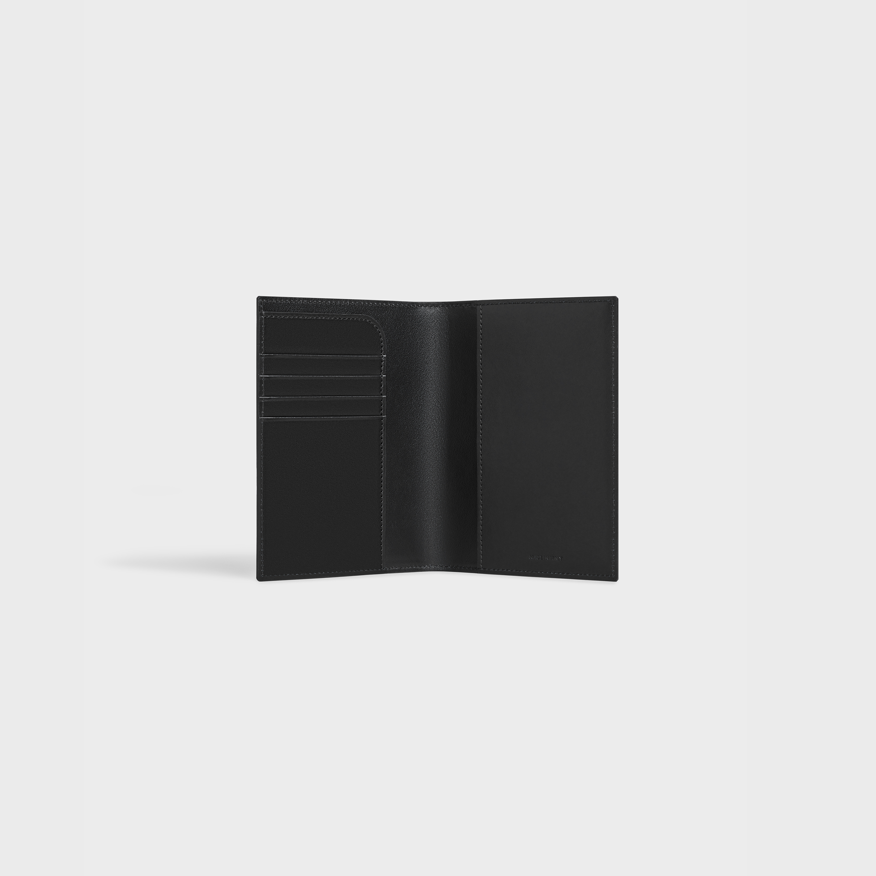 Passport cover in Triomphe Canvas | CELINE
