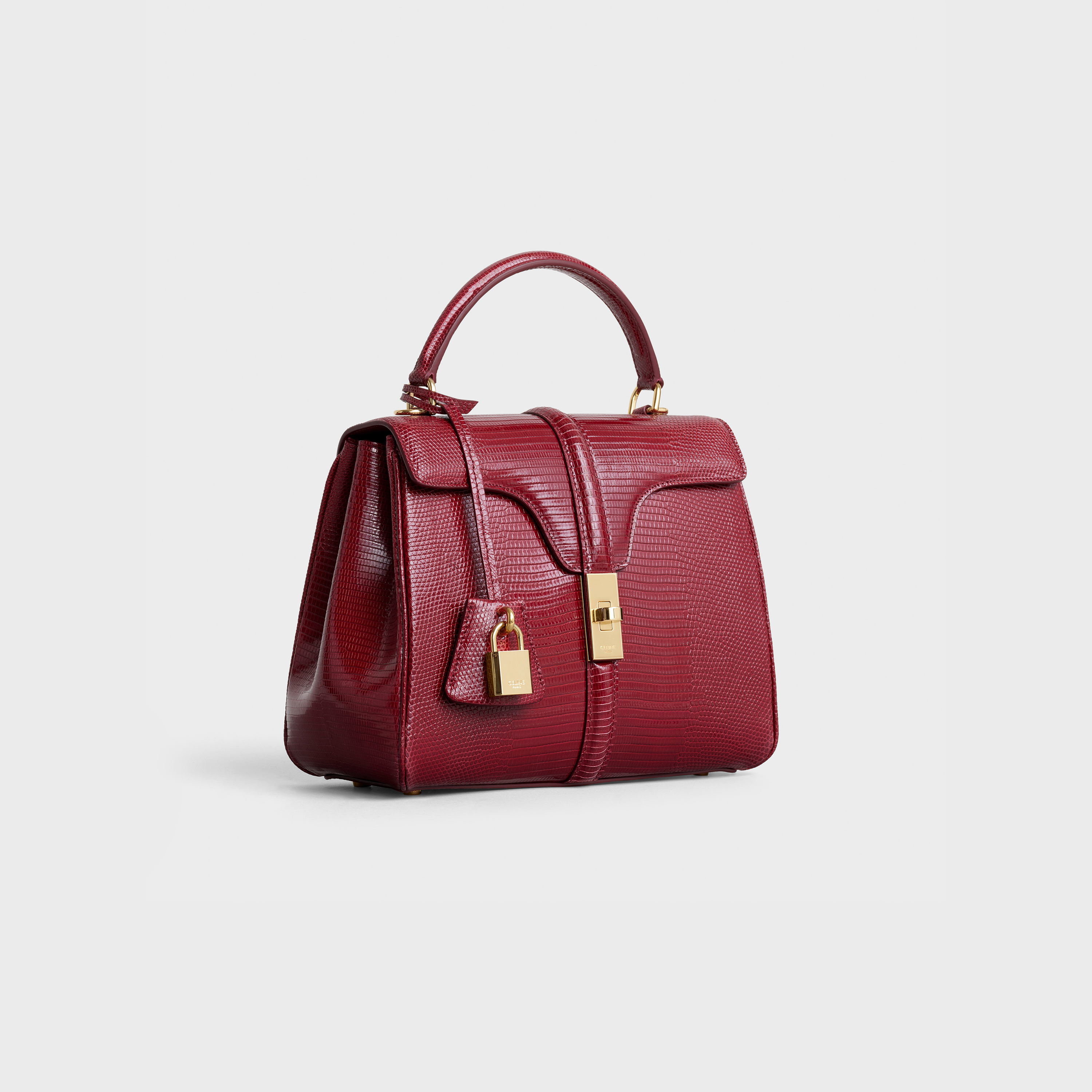 Small 16 Bag in Lizard | CELINE