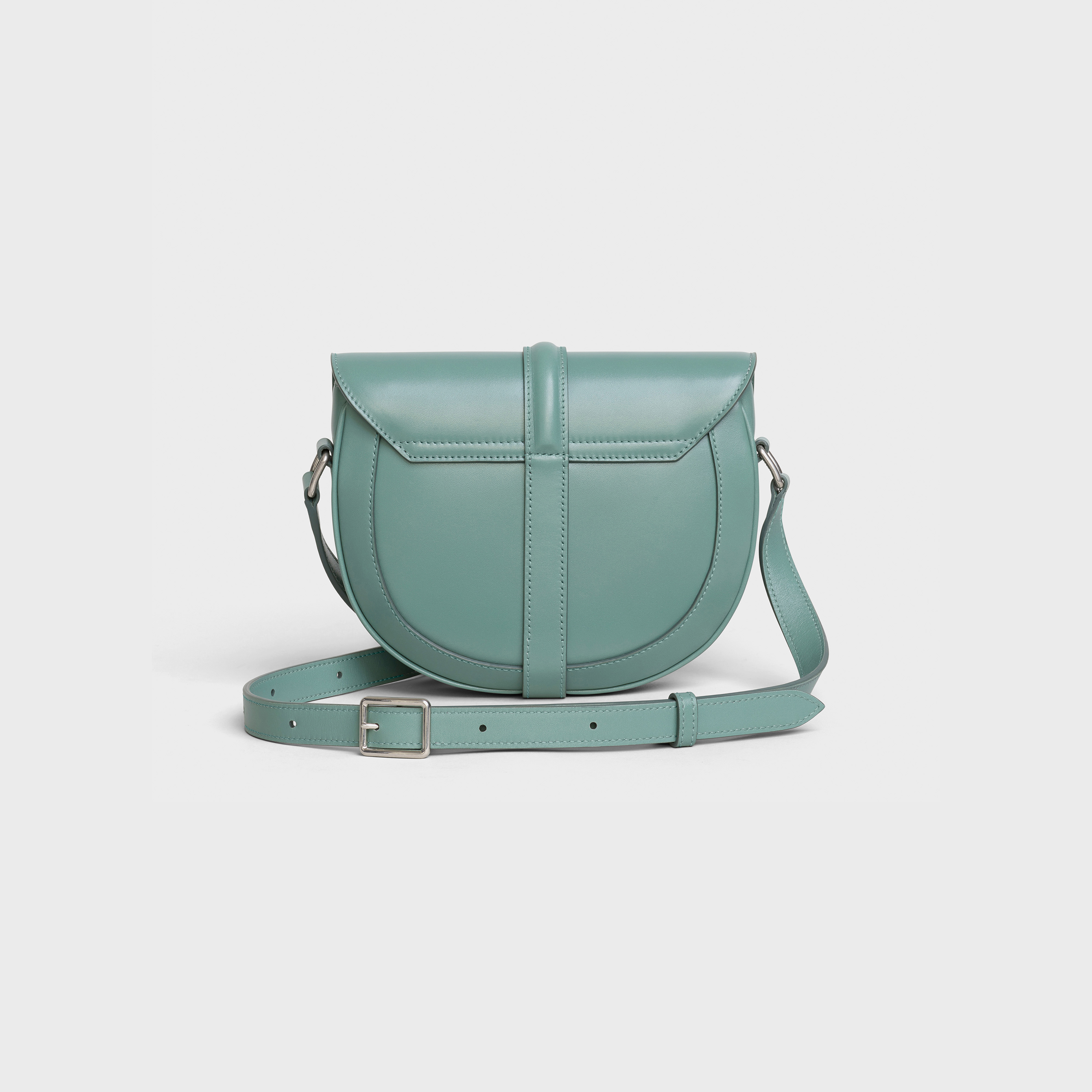 Small Besace 16 Bag in satinated calfskin | CELINE