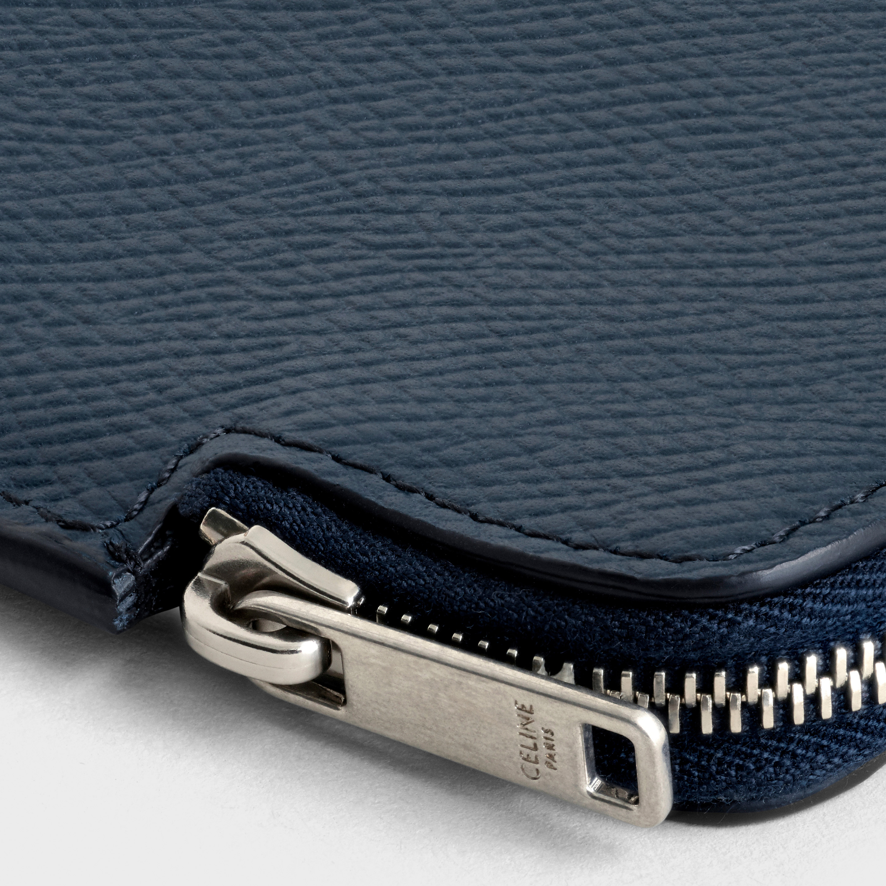 Document holder in Grained calfskin | CELINE