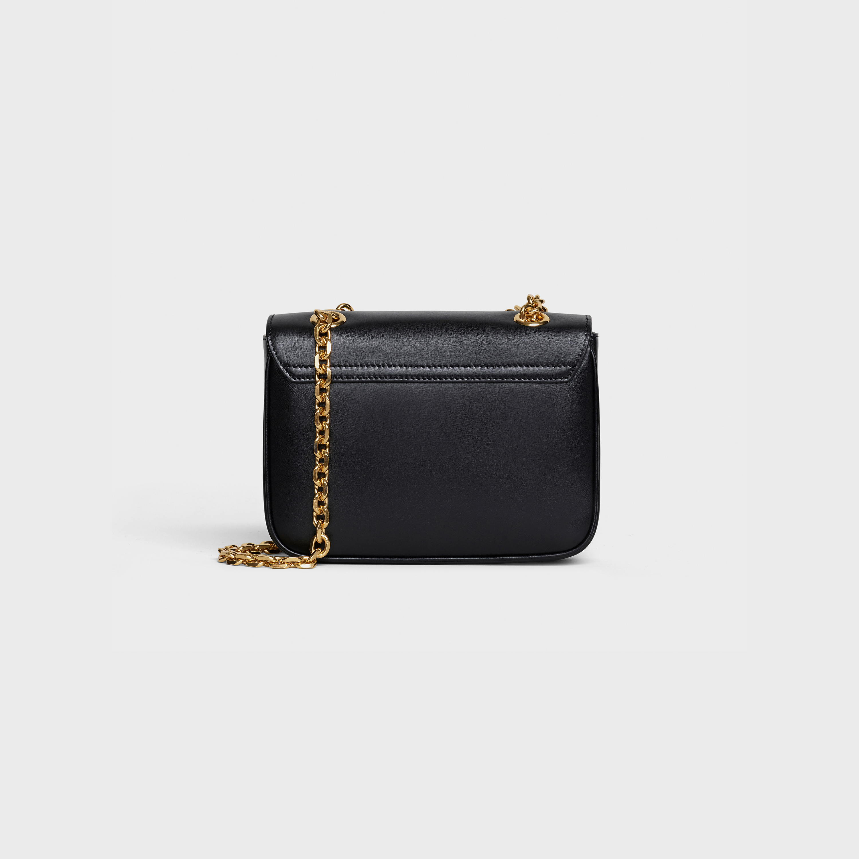 Small C Bag in shiny calfskin | CELINE