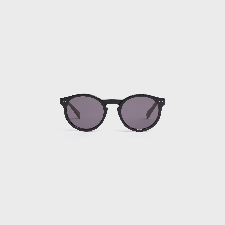 Black Frame 21 sunglasses in Acetate