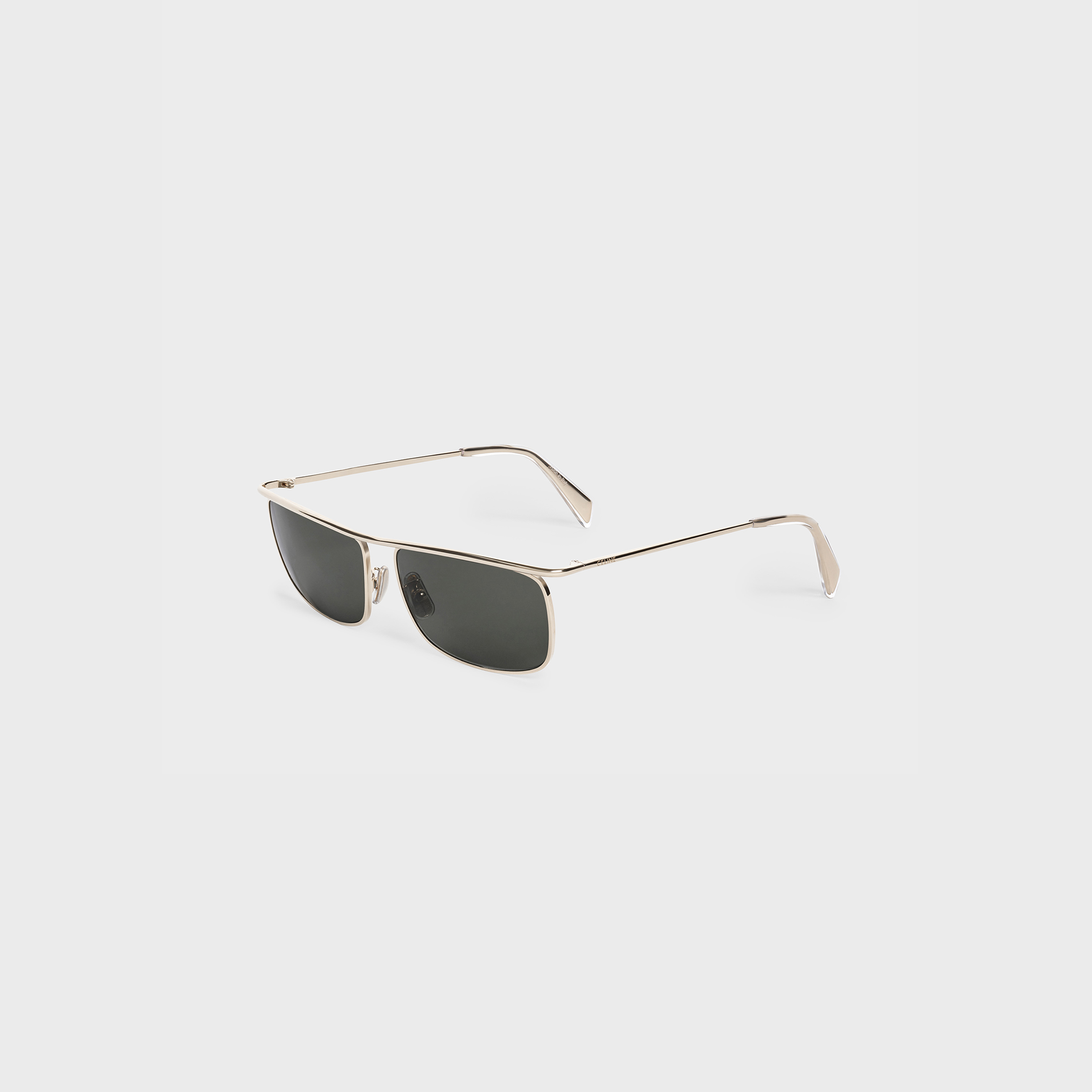 Metal Frame 07 Robbie Sunglasses in Metal | CELINE