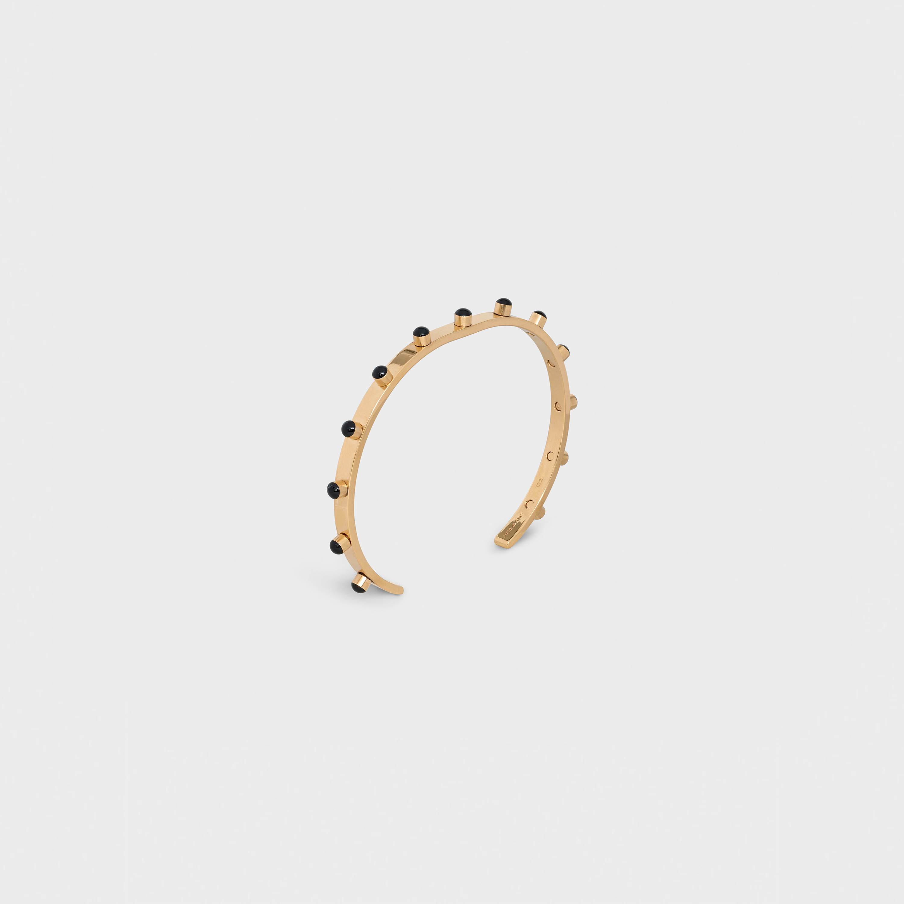Technicolor Bracelet in Brass with Gold finish and Enamel | CELINE