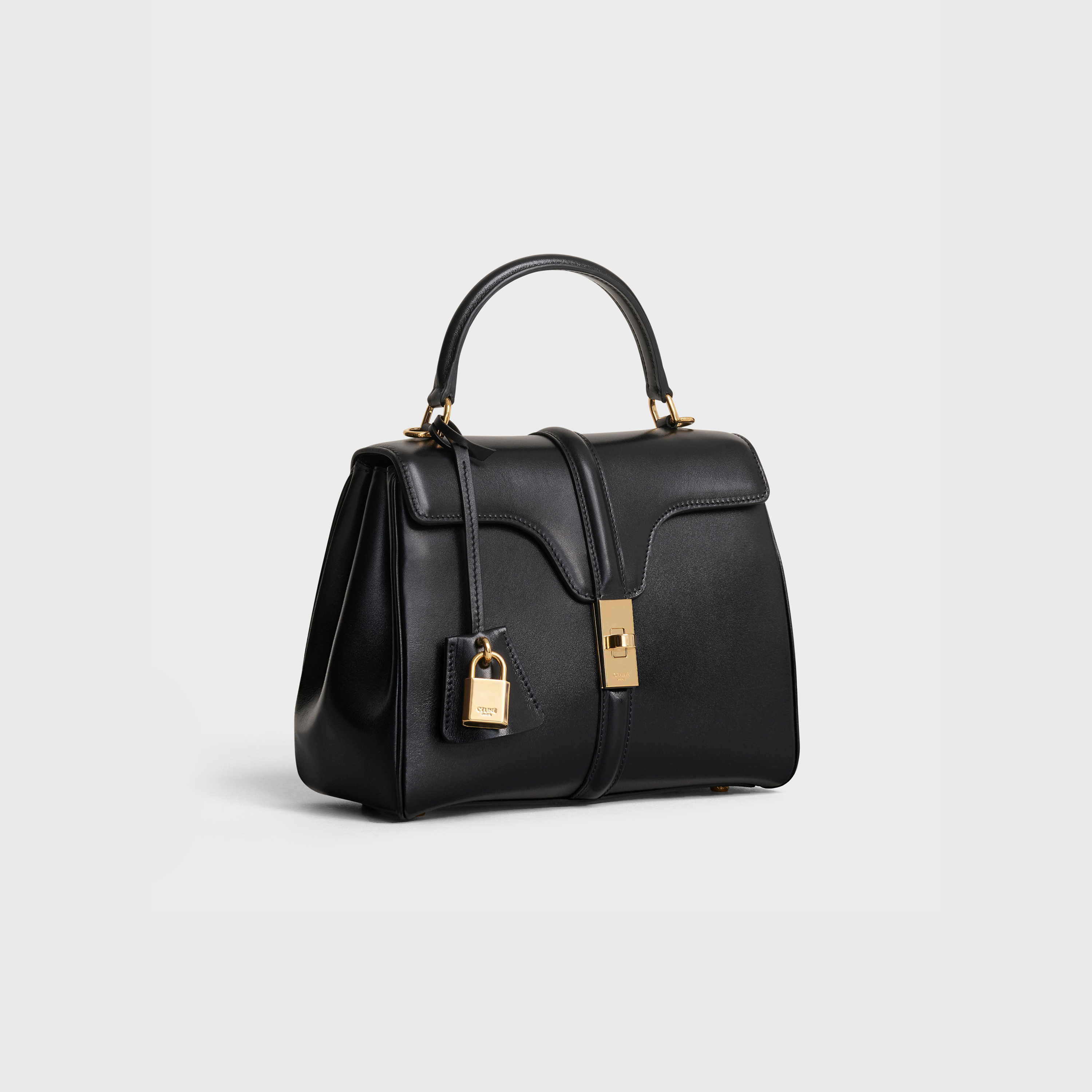 Small 16 Bag in satinated calfskin | CELINE