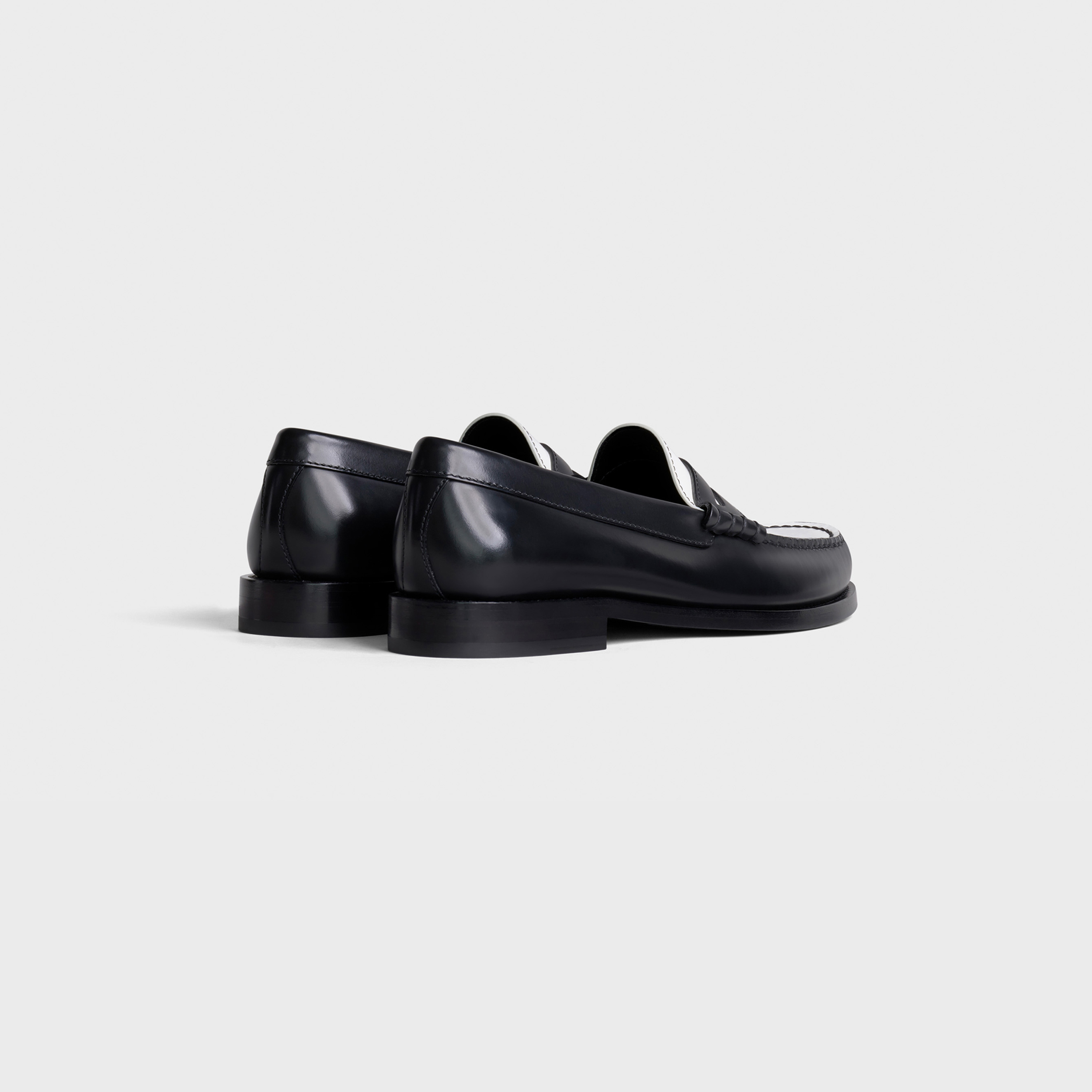 Loafer Celine Luco in polished calfskin | CELINE