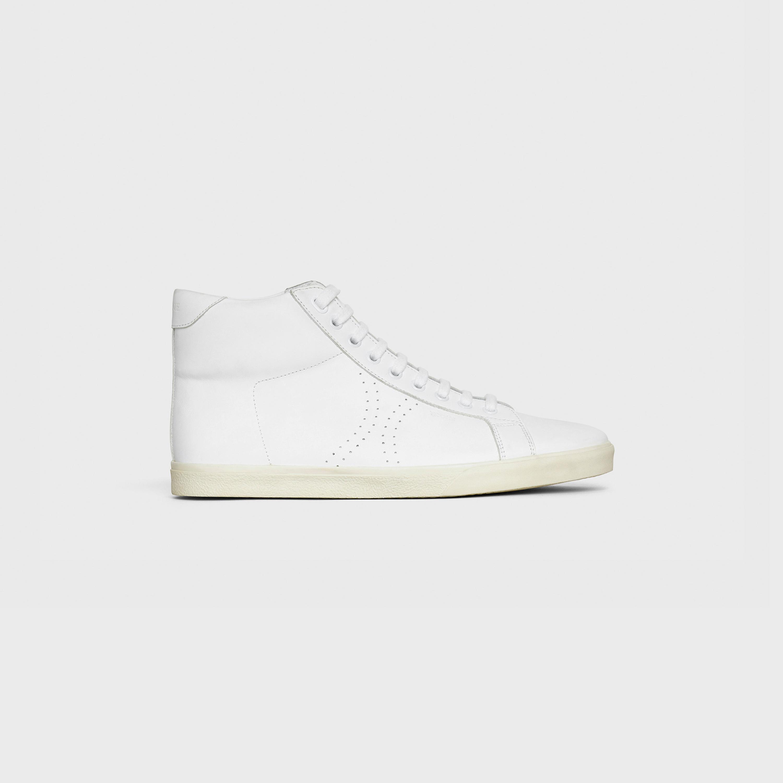 Sneaker haute CELINE TRIOMPHE en Veau