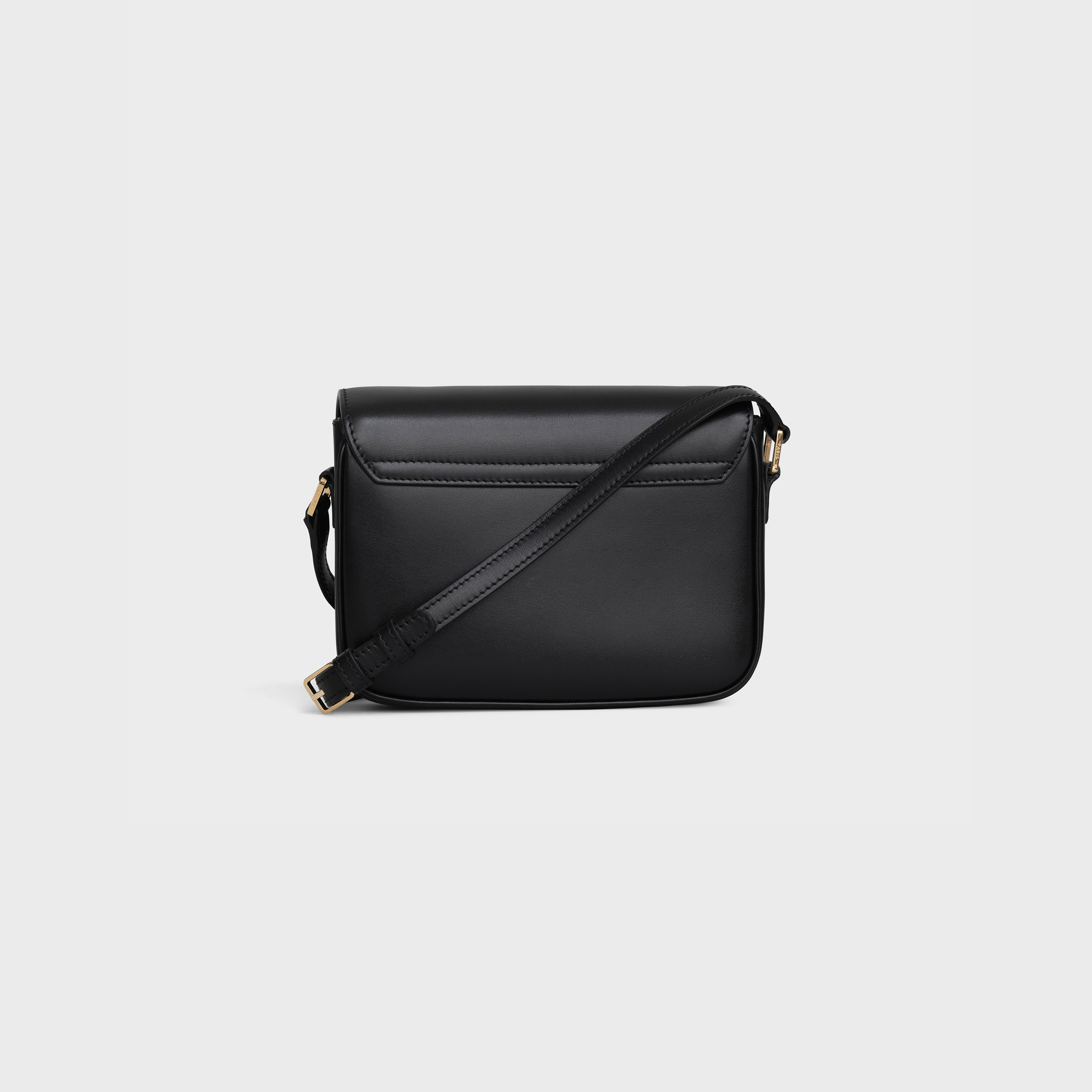 Small C Bag with Pampille in shiny calfskin | CELINE
