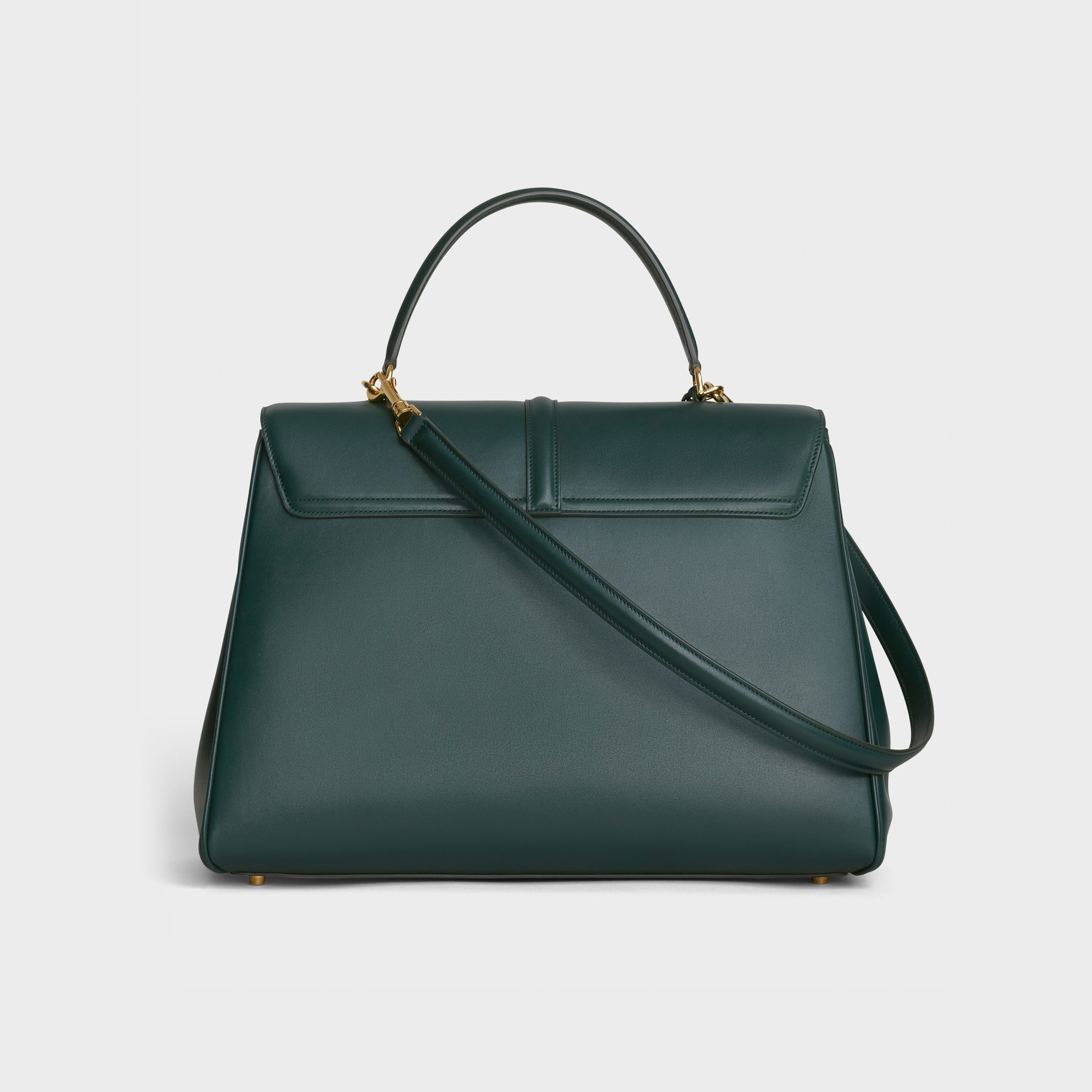 Large 16 Bag in Satinated Calfskin | CELINE
