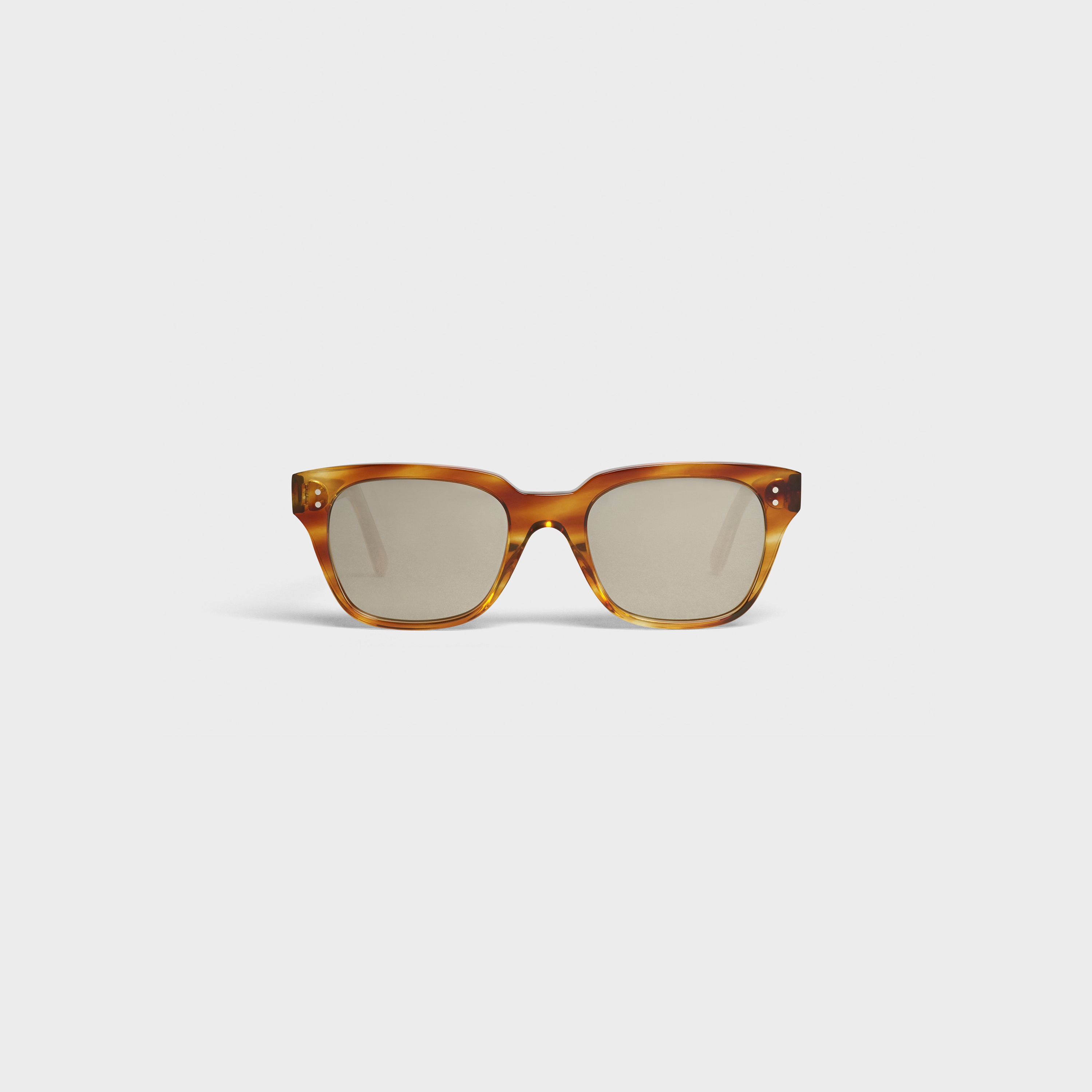 Black Frame 04 Sunglasses in Acetate | CELINE